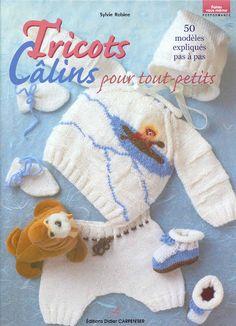 Tricot calins - Nathalie Calvarin - Picasa Albums Web