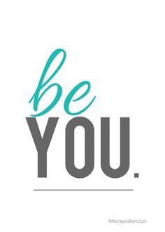 10 Inspirational Sayings – Free Printable » Little Inspiration