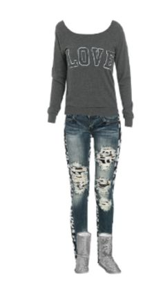 Soooo adorable outfit!! Wet seal
