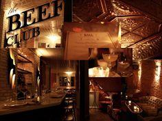 Le Ballroom du Beef Club - Bar à Cocktails - 58 rue Jean-Jacques Rousseau Paris 1er
