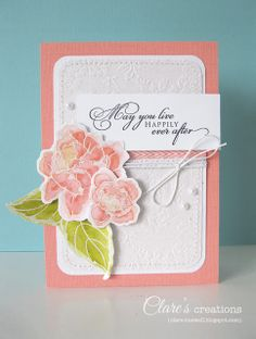 Core'dinations Wedding Cards