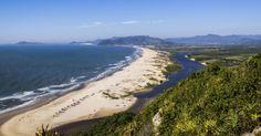 Conheça a Ilha da Magia! Saiba mais: http://viagem.uol.com.br/guia/brasil/florianopolis/index.htm
