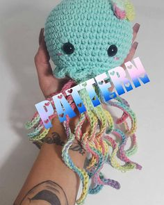 Check out this item in my Etsy shop https://www.etsy.com/listing/542297057/kawaii-jellyfish-pattern-amigurumi