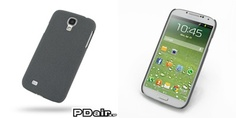PDair Shield Hard Case for Samsung Galaxy S4 SIV LTE GT-i9500 GT-i9505 (Grey/Matte)