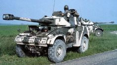 French Army Panhard AML-90. Army Vehicles, Armored Vehicles, French Armed Forces, World Tanks, French Army, Battle Tank, Military Photos, Military Equipment, Modern Warfare