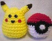 Amigurumi from Video Games