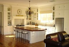 Ideas for renovating your kitchen in 2016 Layout Design, Küchen Design, Design Ideas, Designs, Kitchen In, Kitchen Tops, Kitchen Island, Kitchen Ideas, Outdoor Kitchen Design