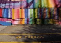 #NYC #brooklyn #colour #streetart #travel