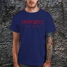 Paramore Still Men T Shirt  Various Color by CoffeenTeeShirt, $15.99