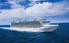 5-7 day cruises on the magnificent Princess Cruise lines from Galveston TX