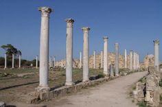 Salamis auf Zypern wechselhafte Geschichte!
