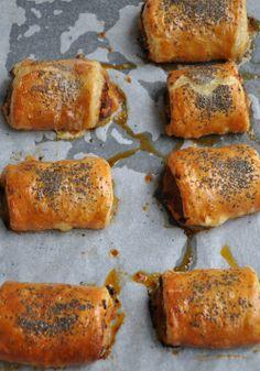 Lamb Sausage Rolls