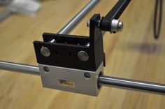 Hi folks, I thought I'd take a second to make a quick post about a bootstrappable open laser cutter design that I've been working on. I ...