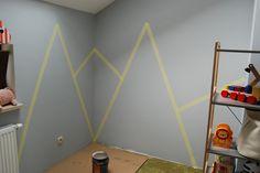 Chce Wam pokazać jak łatwo zmienić wystrój ściany w dziecięcym pokoju przy zaledwie 30 minutach czasu wolnego. Bardzo lubię elementy stylu ...