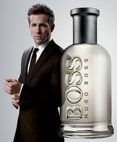 Boss Bottled e Ryan Reynolds