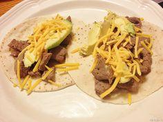 Simple Steak Tacos #glutenfree #gf @Udi G.'s Gluten Free Foods
