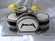 I might give this a go for my drummer hubby's birthday!