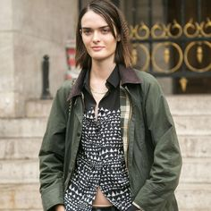 We're giving you the chance to win a timeless @Barbour Bedale jacket - enter here now: http://uk.bazaar.com/1G87eEr