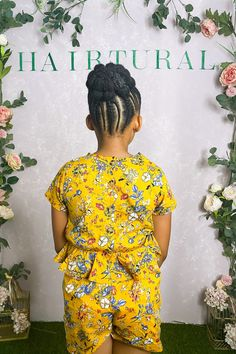 Natural Hairstyles For Kids, Black Girls Hairstyles, Natural Hair Salons, Natural Hair Styles, Hair Care, Braids, Fashion, Braid, Natural Kids Hairstyles