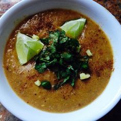 A healthy bown of haleem | 25 Pakistani Dishes Everyone Should Learn To Cook
