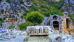 Antalya Termessos Antik Kenti