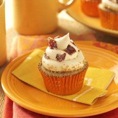 French Toast Cupcakes Recipe from Taste of Home -- shared by Jenny Weaver, Glendale, Arizona