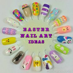 Image result for easter nail art