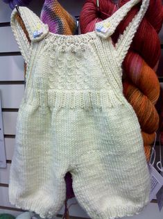 Ravelry: Baby Milk Romper Suit pattern by Knitting Fever