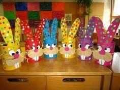 Easter Crafts Kids To Make Easter Easter crafts kids to make - ostern bastelt kinder zu machen - artisanat de pâques enfants à faire - manualidades de pascua Easter Arts And Crafts, Bunny Crafts, Easter Projects, Spring Crafts, Holiday Crafts, Easter Activities, Preschool Crafts, Crafts For Kids To Make, Kids Crafts