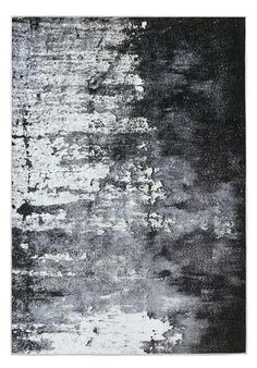 Add a modern touch to your floor with this easy-on-the-eye rug. Made with an ink-run design, it's an ideal addition to urban spaces. Vintage Rugs, Urban, Ink, Flooring, Prints, Design, Wood Flooring, India Ink