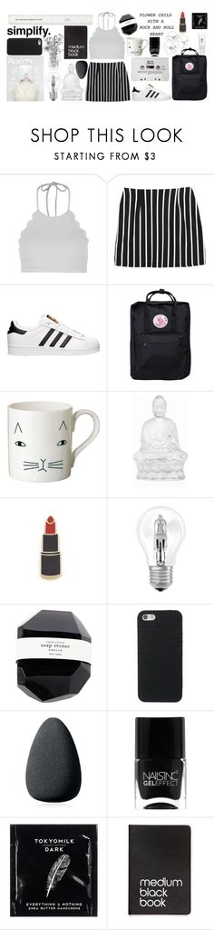 """""""and i can't shake these feelings even if i tried to"""" by emma-pj ❤ liked on Polyvore featuring Marysia Swim, adidas, Fjällräven, Donna Wilson, Lalique, Georgia Perry, H2O+, Blink, Osram and Christian Dior"""