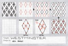 #Westminster #zentangle #perfectly4med