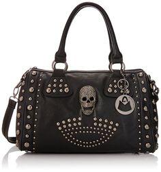 In the spirit of Halloween, check out our Howea studded skull bag! #spooky #HappyHalloween #stylechat http://www.amazon.com/MG-Collection-Howea-Trendy-Devil/dp/B009G8N2XO%3Fpsc%3D1%26SubscriptionId%3D0ENGV10E9K9QDNSJ5C82%26tag%3Dmgcol-20%26linkCode%3Dxm2%26camp%3D2025%26creative%3D165953%26creativeASIN%3DB009G8N2XO