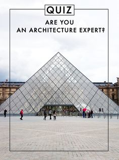 Are You An Architecture Expert?