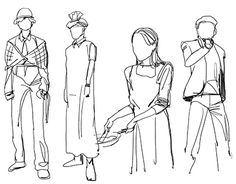"""Check out new work on my @Behance portfolio: """"croquis"""" http://be.net/gallery/58767317/croquis"""