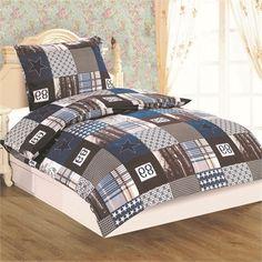 Obliečky Dallas Route 68 mikrosatén, 140 x 200 cm, 70 x 90 cm Dallas, Comforters, Blanket, Bed, Home, Creature Comforts, Quilts, Stream Bed, Ad Home