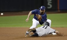 Rays outright Danny Espinosa = Having last appeared in a game for the Tampa Bay Rays on Sept. 15, second baseman Danny Espinosa was placed on outright waivers by.....