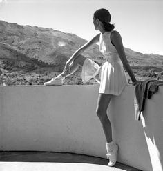 Timeless. Slim Keith by Tony Frissell