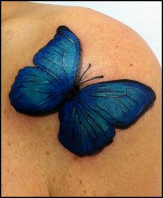 Ulysses Butterf... Ulysses Butterfly Tattoo