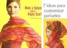 enrHedando: 7 ideas para customizar pañuelos