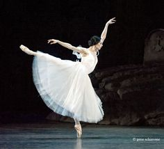 "Diana Vishneva, ""Giselle"" - Gene Schiavone"