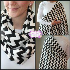Cutiful: DIY Nursing scarf