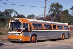 Suburban Transit GMC Suburban Fishbowl.