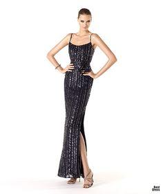 Espectaculares vestidos de noche para fiesta   Moda en vestidos