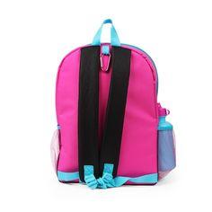 Smile Sparkle Shine Faux Glitter Print Jacks Outlet PreSchool Childrens Backpack and Pencil Case SET