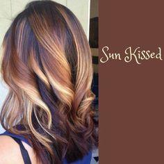 Corte Y Color, Hair Color And Cut, Great Hair, Hair Highlights, Fall Hair, Hair Dos, Hair Today, Pretty Hairstyles, Hair Hacks