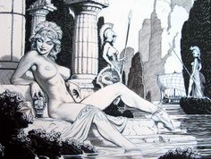 """In Greek mythology, Helen of Troy (Greek"""" Ἑλένη Helénē, pronounced [helénɛː]), also known as Helen of Sparta, was the daughter of Zeus and Leda, and was a sister of Castor, Pollux, and Clytemnestra. In Greek myths she was considered to be the most beautiful woman in the world. Her abduction by Paris brought about the Trojan War.   https://www.pinterest.com/pin/371265563005683399/"""