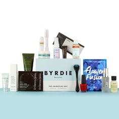 Featuring some of the BYRDIE team's favourite beauty products, this debut beauty box delivers the #Nightlies Insta Story concept to your very own bathroom, enabling you to ramp up your Sunday night routine too. Inside, you'll find everything you need to recharge your body, rejuvenate your complexion and get yourself in the mood for a great night's sleep.