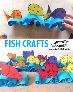 krokotak | FISH CRAFTS