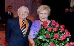 Teresa Lipowska świętuje 65-lecie pracy artystycznej -Teresa Lipowska i Witold Pyrkosz